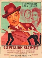 Kapitán Blomet (Le capitaine Blomet)