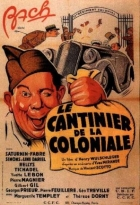 Kantýnský z koloniálu (Le cantinier de la coloniale)