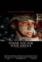 Děkuji za vaše služby (Thank You For Your Service)