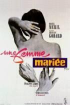 Vdaná žena (Une femme mariée: Suite de fragments d'un film tourné en 1964)