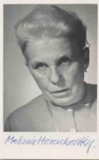 Melanie Horeschowsky