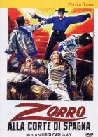 Zorro na španělském dvoře (Zorro alla corte di Spagna)