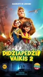Maxinožka 2 (Bigfoot Family)
