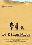 14 kilometrů (14 kilómetros)