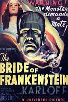 Frankensteinova nevěsta (Bride of Frankenstein)
