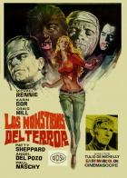 Dracula loví Frankensteina (Los monstruos del terror)
