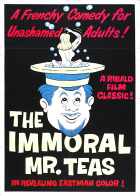 Nemorální pan Teas (The Immoral Mr. Teas)