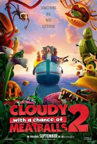 Zataženo, občas trakaře 2 (Cloudy with a Chance of Meatballs 2)