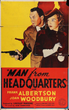 Man from Headquarters