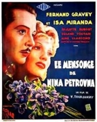 Lež Niny Petrovny (Le mensonge de Nina Petrovna)