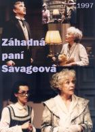Záhadná paní Savageová