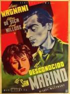 Cizinec ze San Marina (Lo sconosciuto di San Marino)