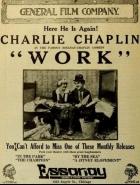 Chaplin lepičem tapet (Work)