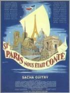 Kdyby nám Paříž vyprávěla