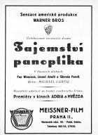 Tajemství panoptika (Mystery of the Wax Museum)