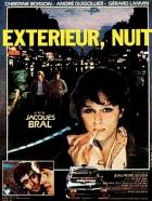 Noční exteriér (Extérieur, nuit)