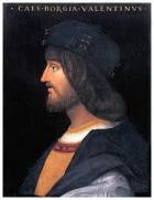 Maska Cesara Borgii (La maschera di Cesare Borgia)