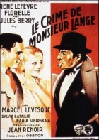 Zločin pana Langa (Le crime de Monsieur Lange)