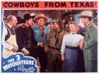Kovbojové  z Texasu (Cowboys from Texas)