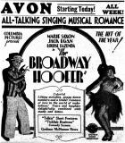 The Broadway Hoofer