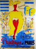 Jaro v Paříži (Printemps à Paris)