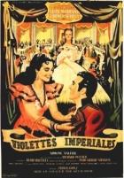 Císařské fialky (Violetas imperiales)