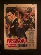 Heslo: Zabijte agenta Gordona (Password: Uccidete agente Gordon)