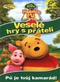 Medvídek Pú: Veselé hry s přáteli (BOOK OF POOH: FUN WITH ...)