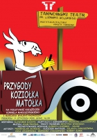 Příhody kozlíka Poplety (Dziwne przygody Koziołka Matołka; 120 przygód Koziołka Matołka)