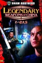 Legendární zbraně Číny (Shi ba ban wu yi)