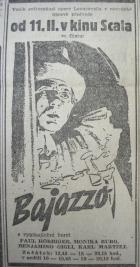 Bajazzo (Lache bajazzo)