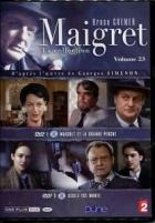 Maigret a smrt Cecílie (Maigret: Cécile est morte)