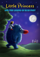 Little Princess and the Legend of Blue Foot