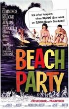 Plážová párty (Beach Party)