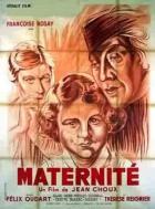 Mateřství (Maternité)