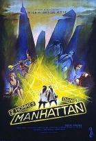 Dva muži na Manhattanu