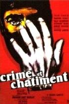 Zločin a trest (Crime et châtiment)