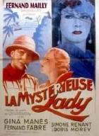 Tajemná žena (La mystérieuse lady)