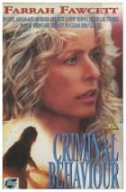 Zločinné chování (Criminal Behavior)