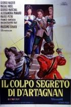 D'Artagnanův tajný úder (Il colpo segreto di d'Artagnan)