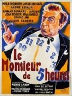 Gentleman pěti hodin (Le monsieur de cinq heures)
