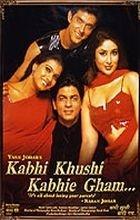 Někdy veselo někdy smutno (Kabhi Kushi Kabhi Gham)