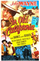 Tenkrát v Kalifornii (In Old California)