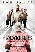 Lupiči paní domácí (The Ladykillers)