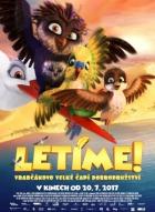 Letíme (A Stork's Journey)