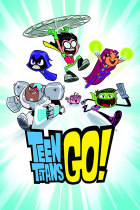 Mladí Titáni do toho! (Teen Titans Go!)