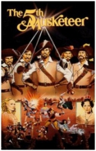 Železná maska (The Fifth Musketeer)