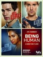 Cena za lidskost (Being Human)