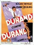 Durand kontra Durand (Durand contre Durand)