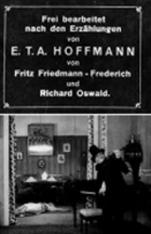 Hoffmannovy povídky (Hoffmanns Erzählungen)